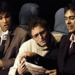 Michael Grady-Hall with Yaz Al-Shaater and Tom Crawshaw in Plane of Existence